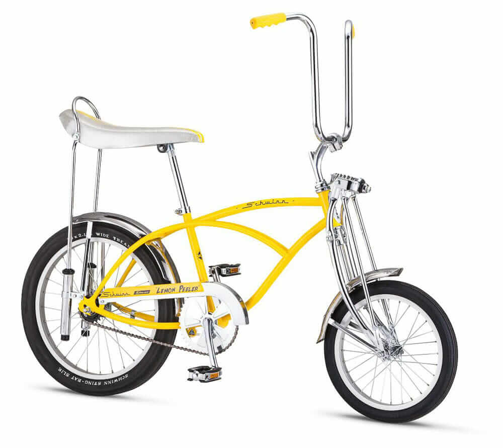 Schwinn S 1968 Lemon Peeler Sting Ray Bike Limited Reproduction