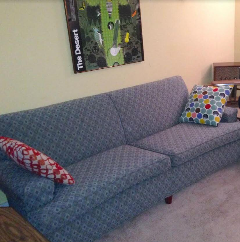 I Sold My Sofa On Craigslist First