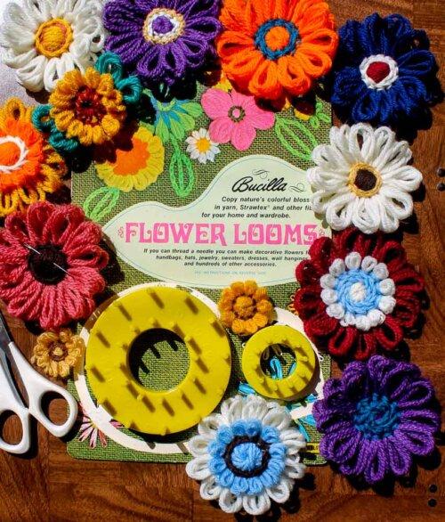 Bucilla Flower Loom Flowers