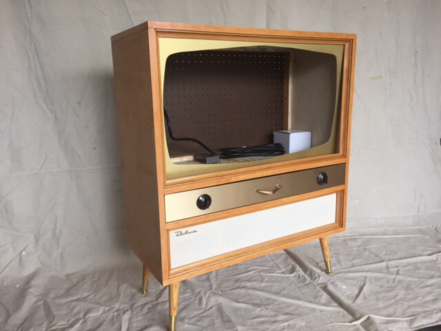 Jeff Makes Two More Midcentury Modern Style Tv Cabinets Retro