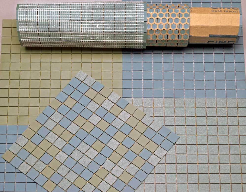 7 Places To Find Colorful Mosaic Floor Tile 1960s Style