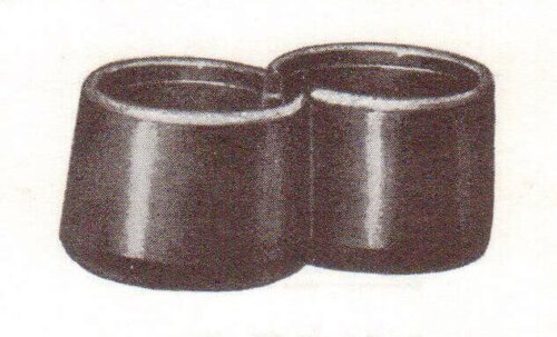 Rubber tips for double pipe kitchen table legs - where to ...
