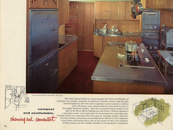 Kitchen Design Qualifications were stainless steel appliances use in vintage midcentury kitchens