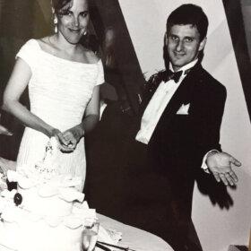 1992 wedding