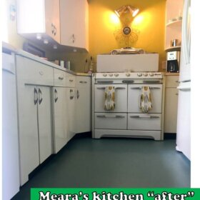 kitchen design after including youngstown steel kitchen cabinets