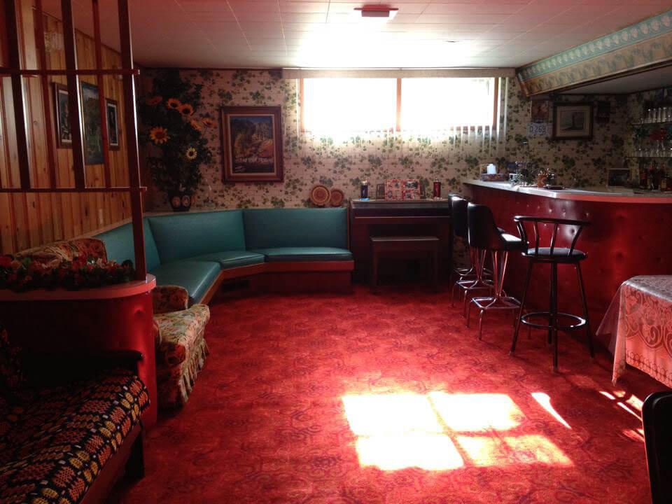 basement rumpus room