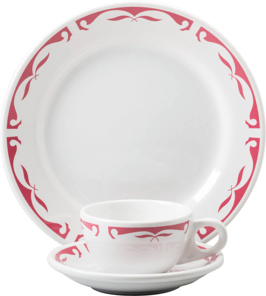 Homer Laughlin Regal Pattern china