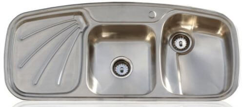 Best The pany has the three stainless steel sink designs u a u double drainboard u a u double drainboard u and a u single drainboard curvy model