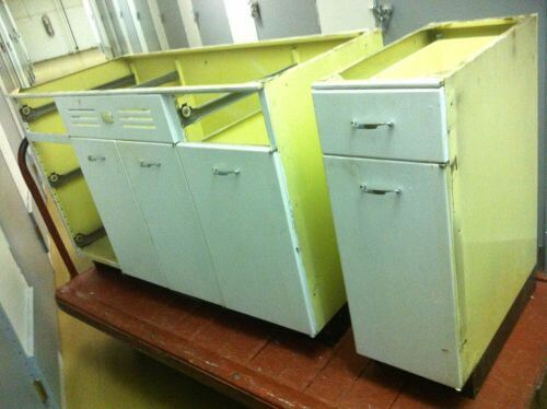 vintage geneva kitchen cabinets