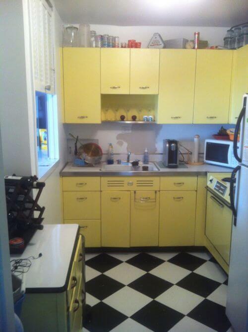 Geneva Impasto kitchen cabinets