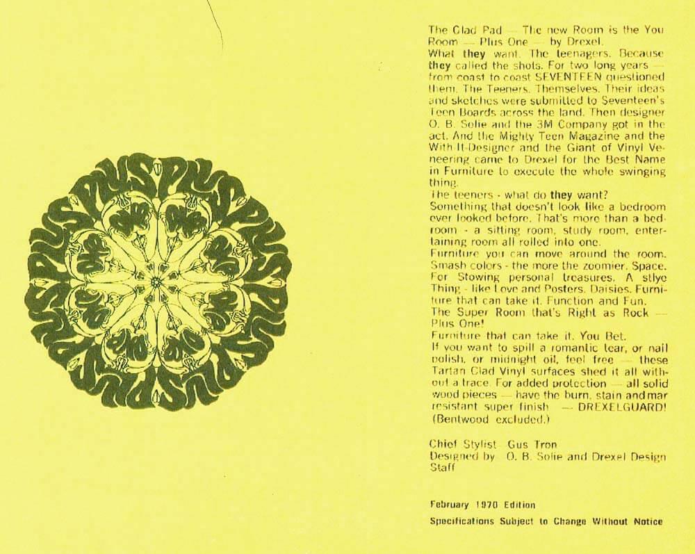 1970 Drexel Plus One Catalog Plus Kevin Has Pieces For Sale