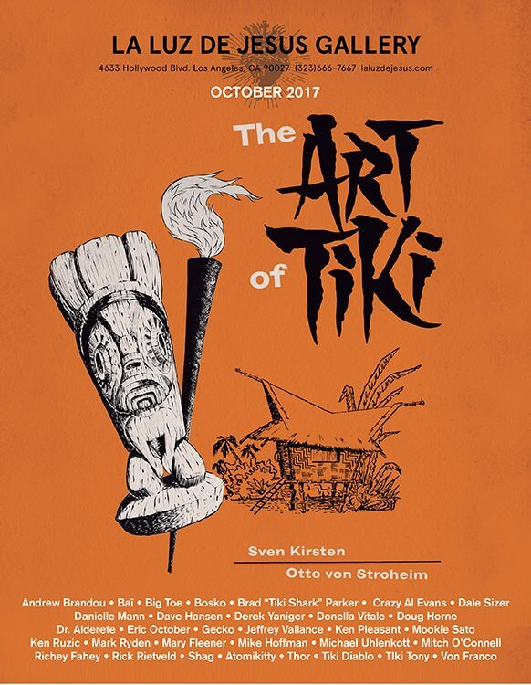 art of the tiki book