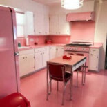 Elizabeth's 1965 kitchen before and after — from gloomy … to retrolicious