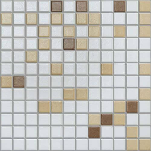7 places to find colorful mosaic floor tile 1960s style for 1960s floor tiles