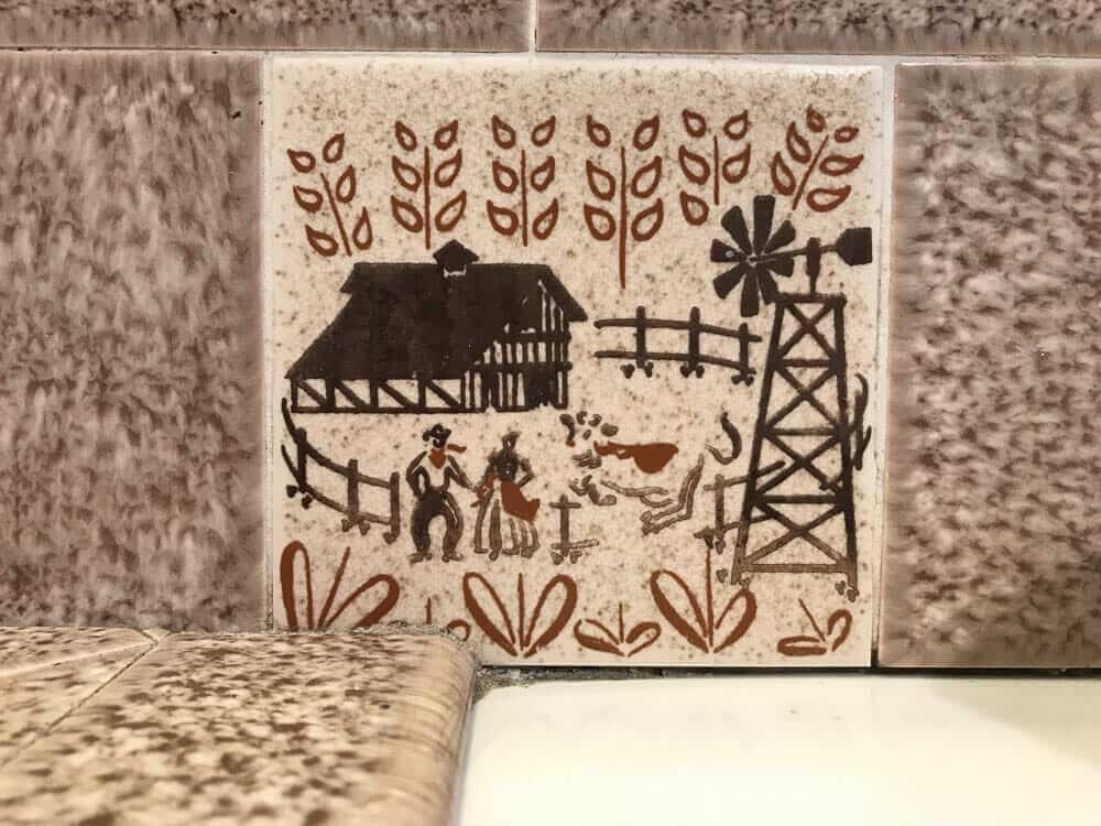 pomona oklahoma tile