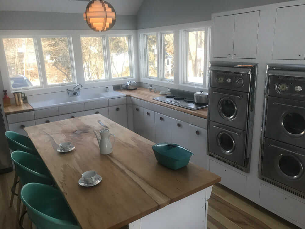 raymond loewy designed kitchen