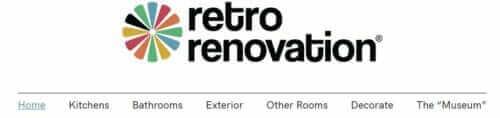 retro renovation navigation