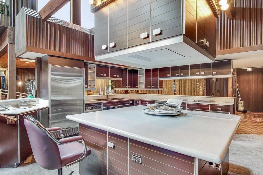vintage poggenpohl kitchen