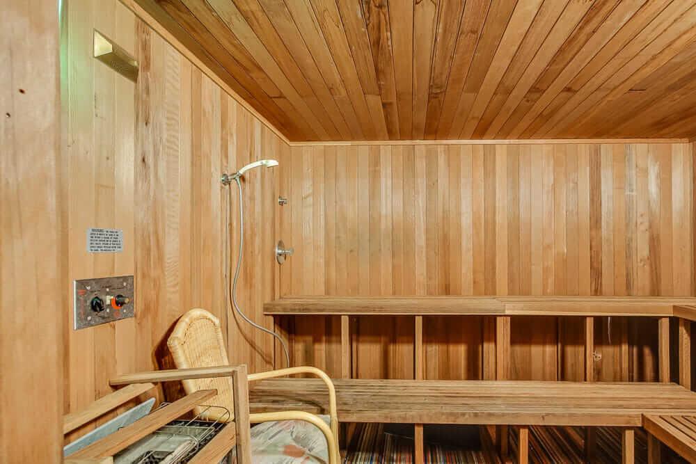 kohler steam and sauna unit