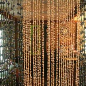 vintage beaded curtains