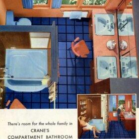 vintage crane plumbing catalog