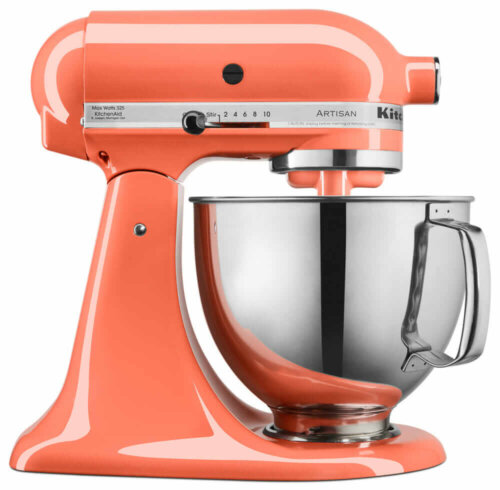kitchenaid s first ever color of the year coral by another name
