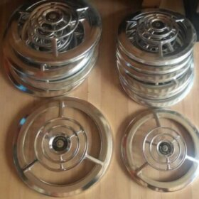 nutone exhaust fan covers vintage