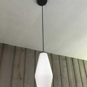 where to find replacement glass for mid century modern pendant lamps
