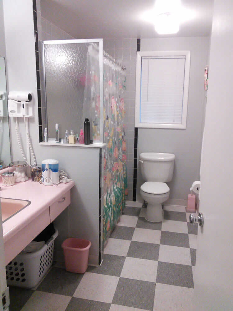 Liz And Dave S Midcentury Modern Bathroom Remodel Hello