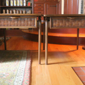 lane perception side tables
