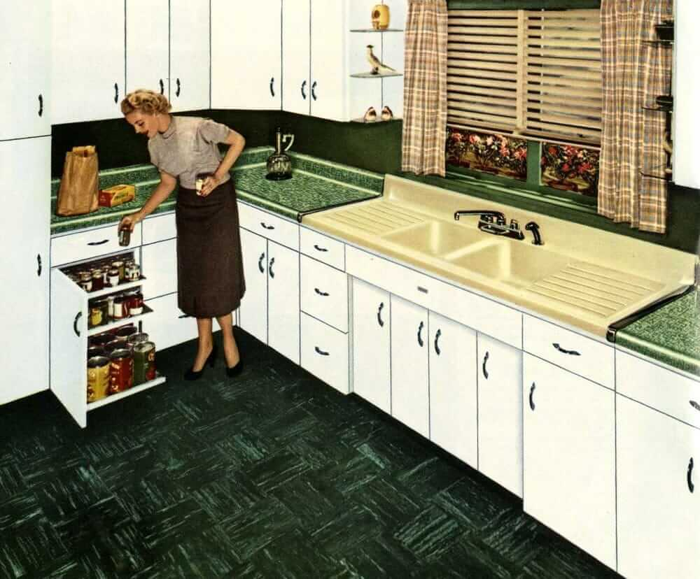 American standard steel kitchen cabinets 16 page catalog - American standard bathroom cabinets ...