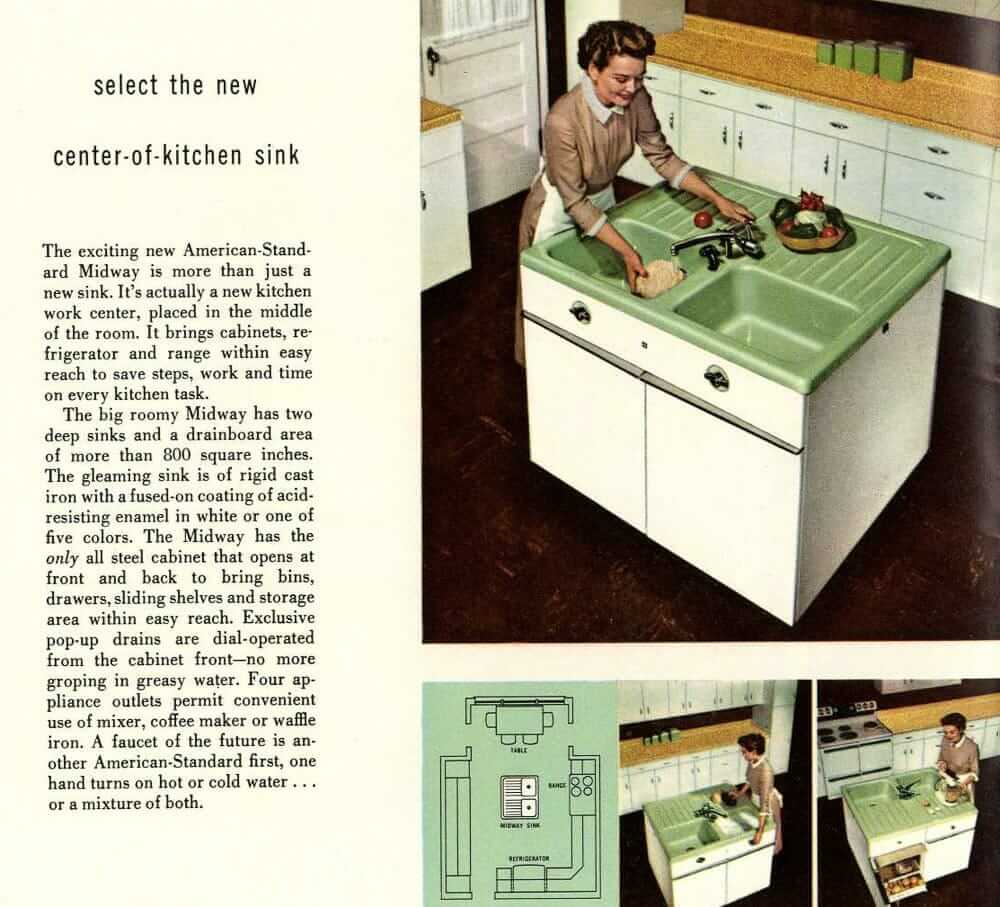 American-Standard steel kitchen cabinets - 16-page catalog ...