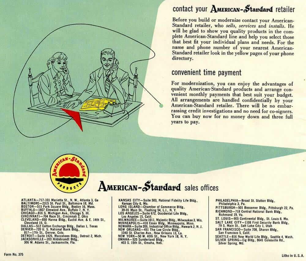 American-Standard Steel Kitchen Cabinets