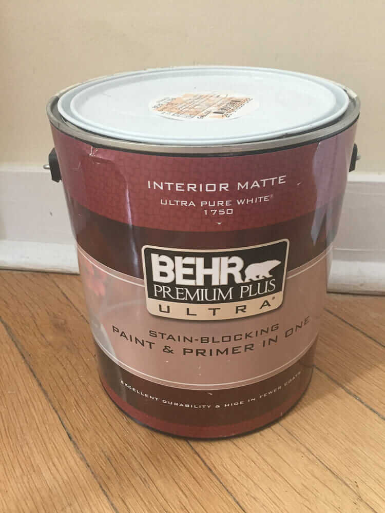 lovely off white paint from behr
