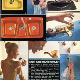 kohler colors 1970s