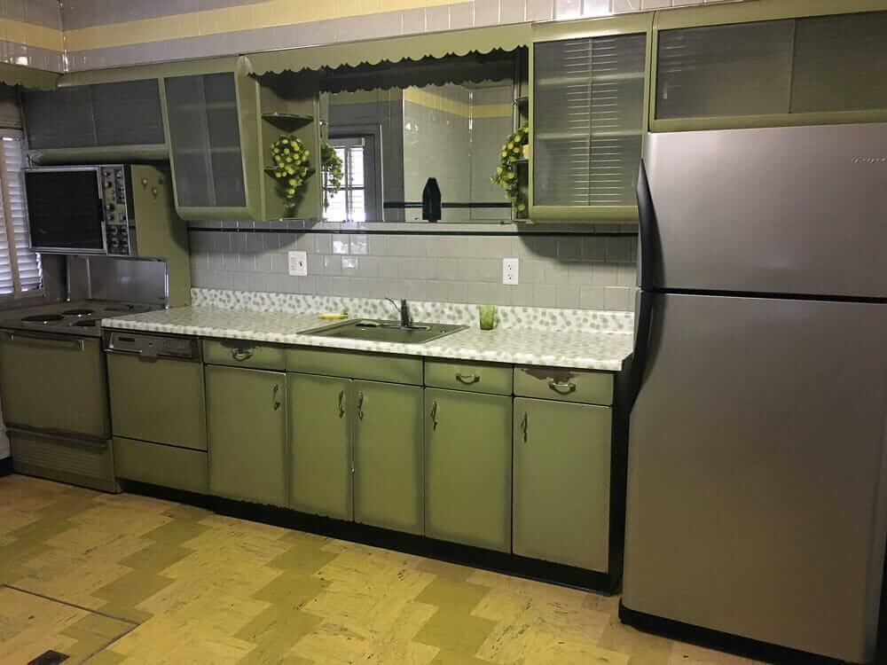 avocado kitchen cabinets