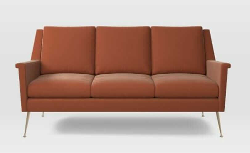 Awe Inspiring Kates Top 10 Midcentury Modern Sofas Available Today Pdpeps Interior Chair Design Pdpepsorg