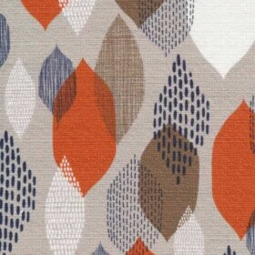 barkcloth modern design