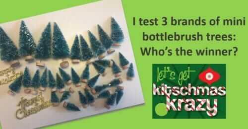 best bottlebrush christmas trees