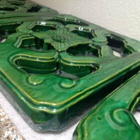 chinese jade tile