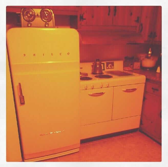 1957 philco refrigerator