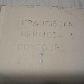 franciscan hermosa contour tile mark