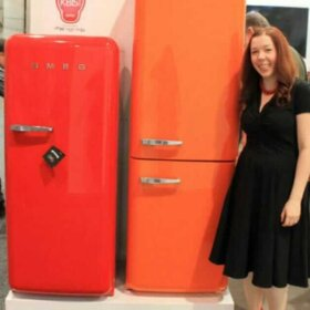where to buy a mid century refrigerator