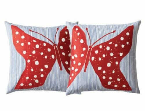 vera neumann pillows from schumacher