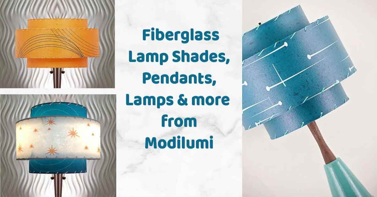 where to buy fiberglass lamp shades