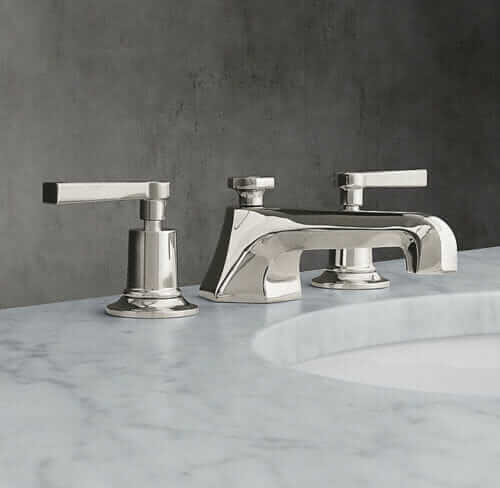 1930s bathroom sink faucet lefroy brooks