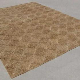 seagrass square rug