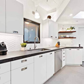 steel kitchen cabinets by moya living