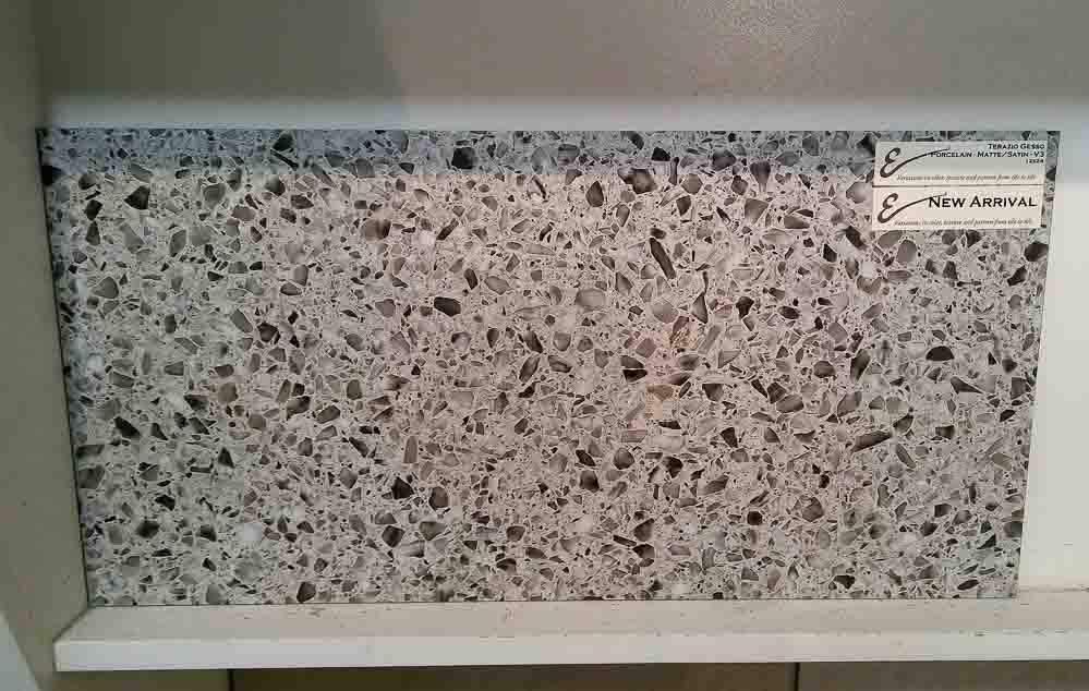 Terrazzo Look Porcelain Tile For As Little As 6 Sq Ft