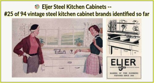eljer steel kitchen cabinets